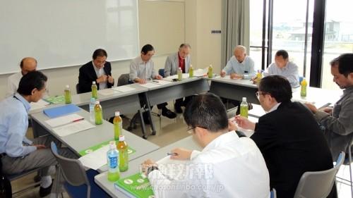 「在日朝鮮人の人権実態」をテーマに行われた第2回研究会