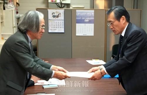 県側に要望書を提出した。