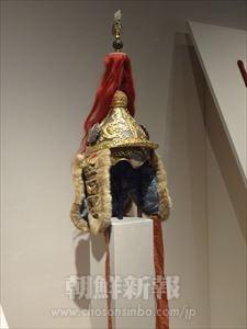 朝鮮王朝第26代王・高宗の竜鳳紋入りの甲冑