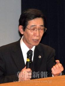 全国集会では各地で行われている「無償化」裁判の進行状況、支援活動などが報告された。(写真は大阪)