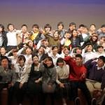留学同京都のメンバーら