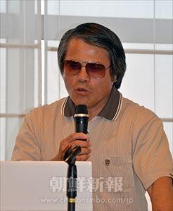 作家・目取真俊さん