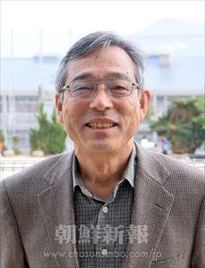 村上敏さん(民族教育の未来を考える・ネットワーク広島)