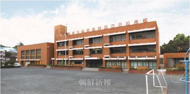 南武朝鮮初級学校