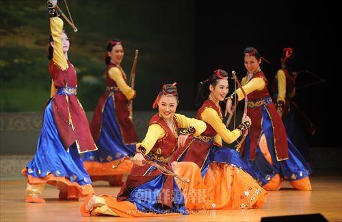 金剛山歌劇団長崎公演