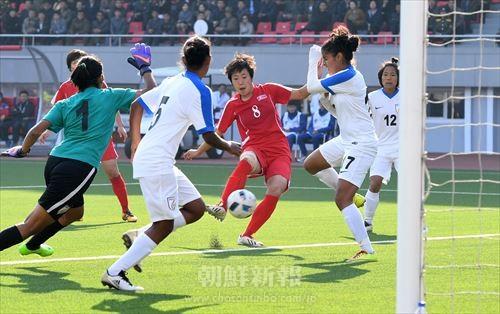 2018 AFC女子アジアカップ予選グ...