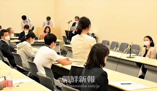 〈学生支援緊急給付金問題〉署名開始から2日で6800余人が賛同/朝鮮大学校の学生、教員らが文科省へ要請、署名提出