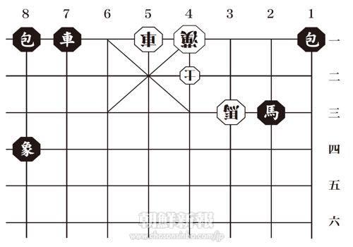 〈みんなの広場・特別企画〉朝鮮将棋・詰将棋 6