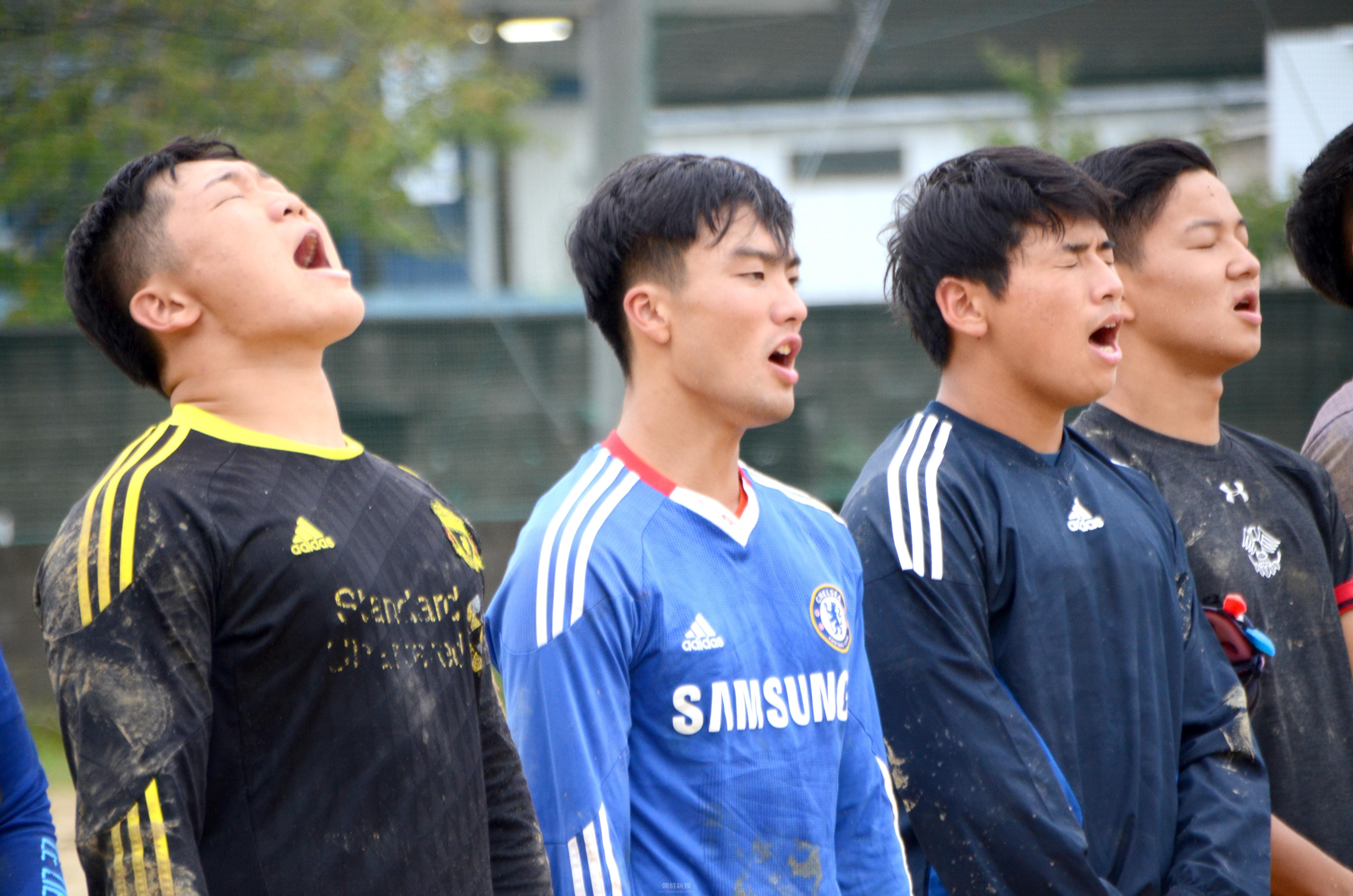 〈特集・大阪朝高ラグビー部 2〉「全国制覇」の牽引力に/チームを支える主将、副主将たち