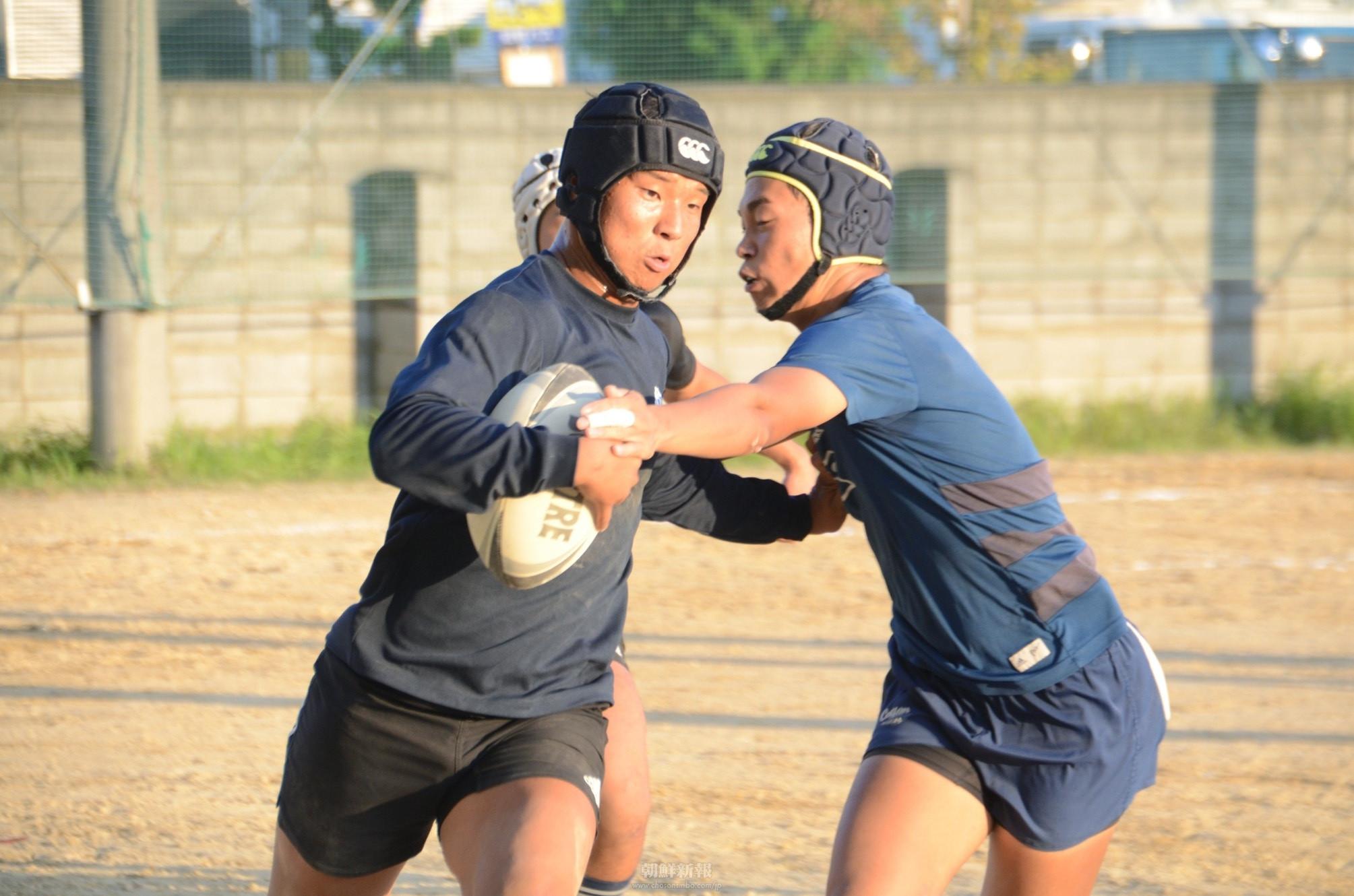 〈特集・大阪朝高ラグビー部 3〉チームの底上げ担う/日本学校から編入した選手たち