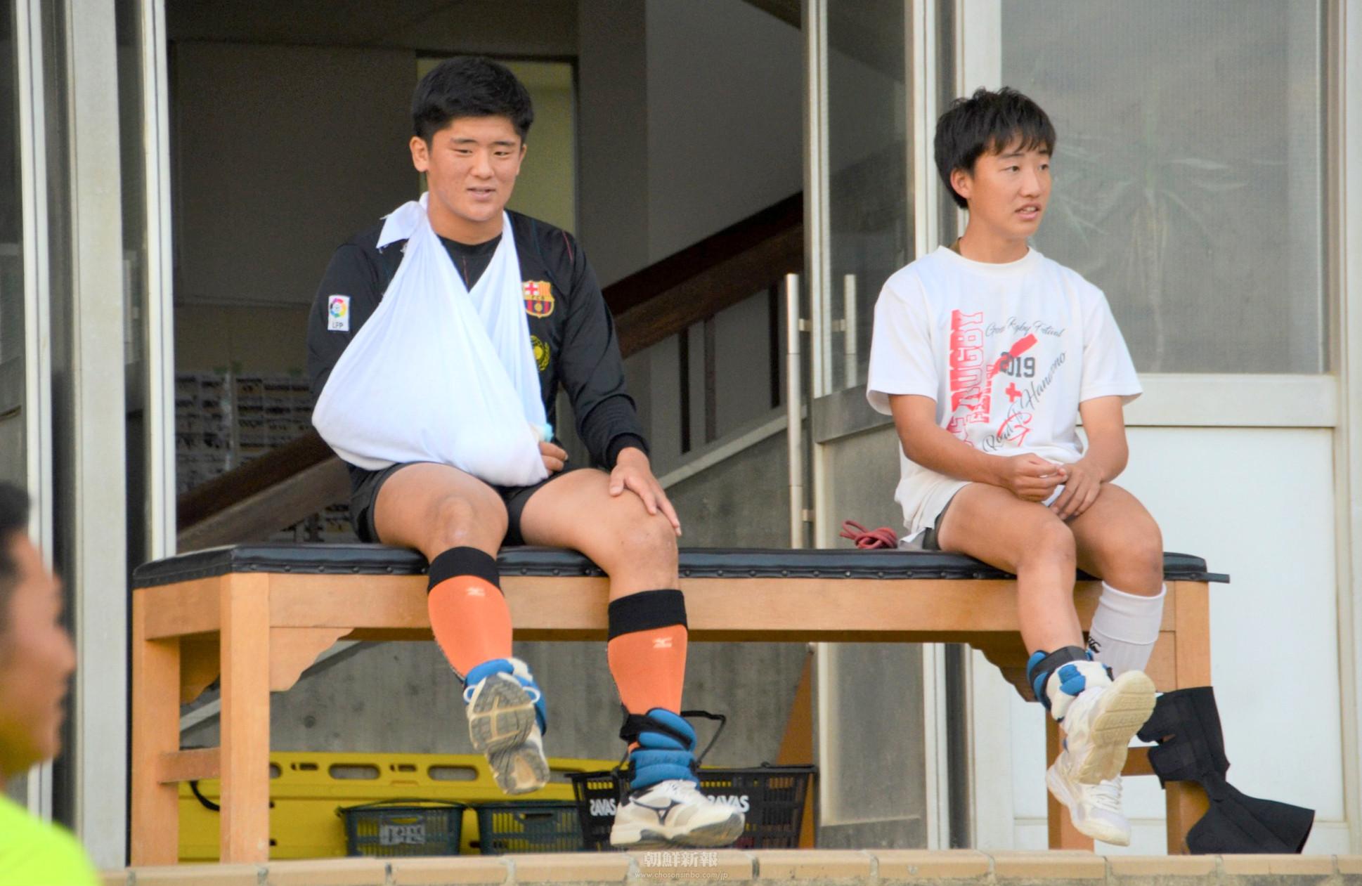 〈特集・大阪朝高ラグビー部 8〉2年間の成長を「花園」で/逆境の中で必勝を期する選手たち