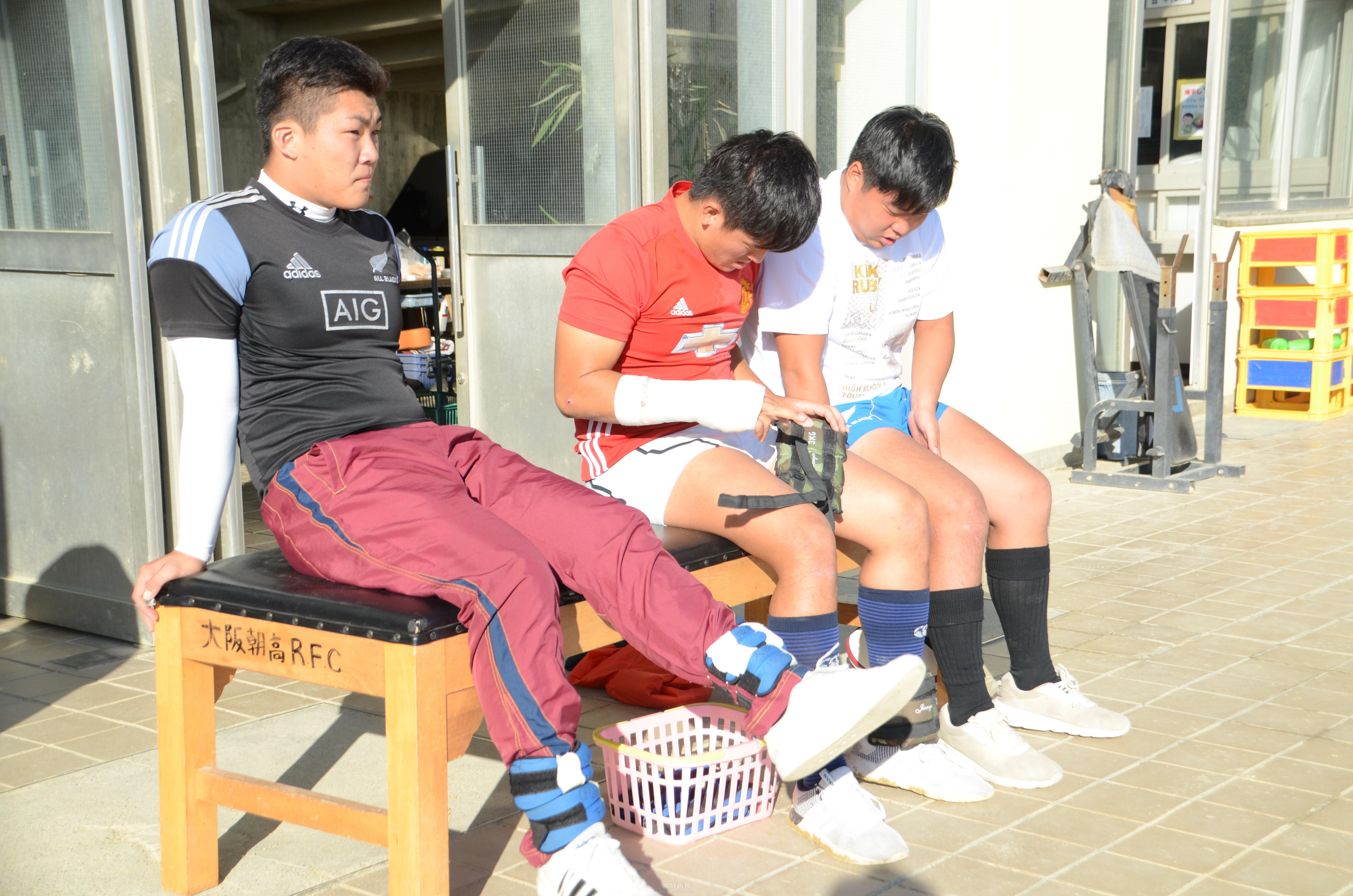〈特集・大阪朝高ラグビー部 7〉「花園」で暴れる姿を描き/逆境の中で期する選手たち