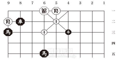 〈みんなの広場・特別企画〉朝鮮将棋・詰将棋 14