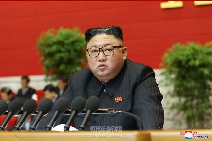 金正恩委員長が活動報告を継続/朝鮮労働党第8回大会第2日会議