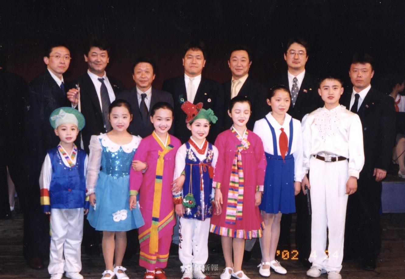 〈青商会、挑戦と継承の足跡〉Ep.5 ピョンコマ公演の実現へ(2)/学生少年らの姿に成功を確信