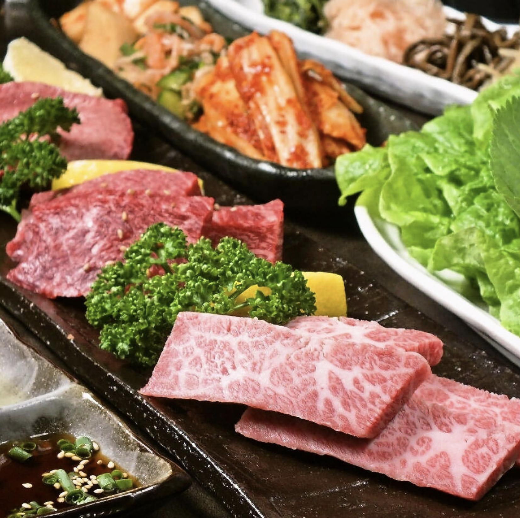 〈同胞飲食店応援キャンペーン・東京〉焼肉ありらん・新宿本店