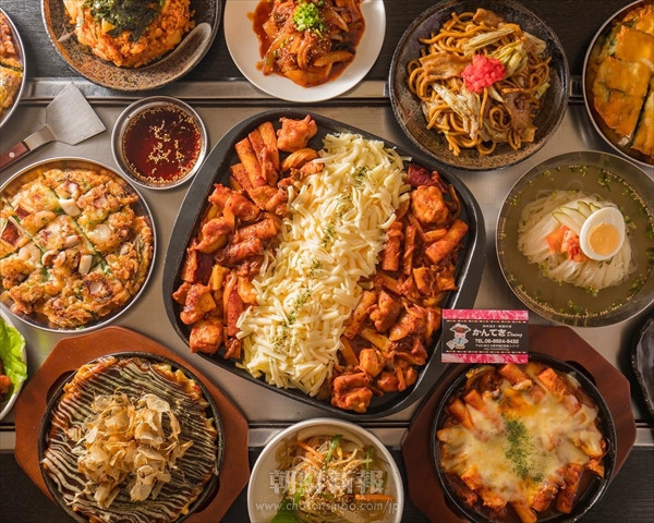 〈同胞飲食店応援キャンペーン・大阪〉鉄板焼き・韓国料理 かんてきDining
