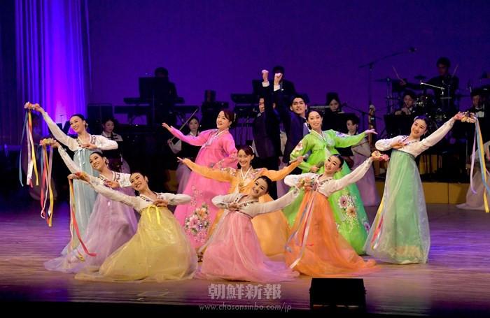 逆境乗り越え、光輝く未来へ/金剛山歌劇団2021特別公演「春のかおり」【詳報】