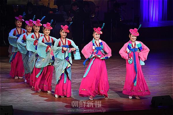 【写真特集】金剛山歌劇団2021特別公演「春のかおり」