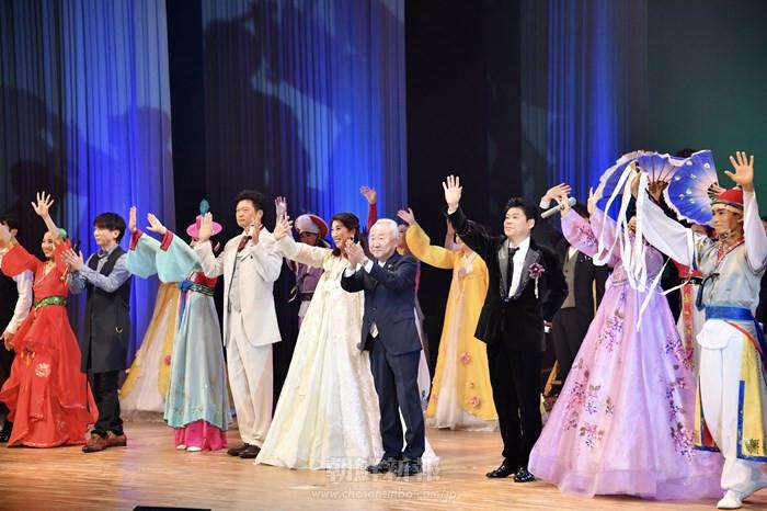 金剛山歌劇団2021特別公演「春のかおり」/東京で、650人を魅了【1報】