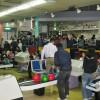 北大阪初級チャリティーボウリング、地域青商会と朝青支部が共催