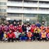 つながりと絆深める、「第5回東中杯」サッカー大会