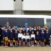 南大阪初級にスクールバス寄贈、学父母、同胞ら