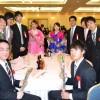喜びと期待のまなざし、岐阜で新成人祝う