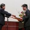 内閣総理大臣賞受賞、九州中高・崔玄祺さん、中学生人権作文で