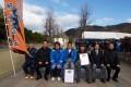 岡山「ピンナラ杯」開催の功労者2人に、県サッカー協会が感謝状