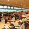 京都・南青商会主催「チャリティーボウリング」、家族連れでにぎやかに