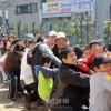 大阪・東成、分会(地域)対抗ファミリー大運動会