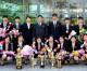アジアテコンドー選手権大会、大会6連覇、金22個