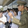 私たちが見た真の祖国の姿、朝青代表団訪朝記