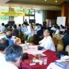 福島初中チャリティーゴルフ、10月に学校創立40周年行事