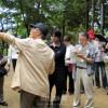 京都で「朝鮮文化をたずねる会」、古代の渡来文化に思い馳せ