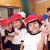 茨城初中高と水戸聾学校が合同運動会、競技や応援で児童らが交流