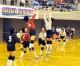 中高級部バレーボール選手権、神戸(中)、大阪(高)が優勝