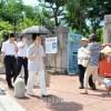 大阪府庁前で毎週デモ、「高校無償化」適用・補助金再開求め、市民ら