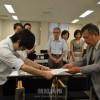 「無償化」適用求め東京で院内集会、文科省、内閣府に要請書提出