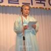 〈女性同盟結成65周年東京祝賀会〉祖国と歩んだ誇らしい50余年/金福連さん