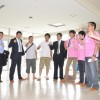 滋賀県青商会が再建、「ウリハッキョ守る」、不退転の決意で