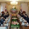 金永南委員長、ベトナム、ラオス訪問