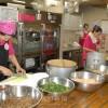 〈第10回ヘバラギカップ〉東京朝高食堂を開放、大会支えたオモニたち