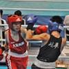 〈インターハイ・ボクシング〉3回戦、大阪朝高・李健太選手がベスト8入り