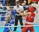 〈インターハイ・ボクシング〉4回戦 大阪朝高・李健太選手が準決勝進出