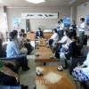 下関市長らに補助金増額を要請、山口初中のオモニたち