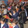 〈U-20女子W杯〉朝鮮選手団が日本に到着