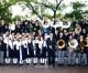 「人々の力になる演奏を」、広島初中高吹奏楽部
