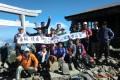 広島同胞登山協会 乗鞍、焼岳を登る